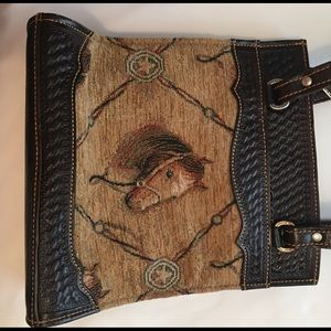 NWOT American West Tapestry Purse